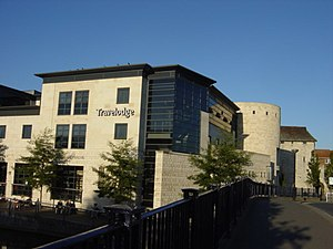 Travelodge UK - A city centre Travelodge in York.