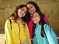 Young Girls in Sao Bento Metro Station - Sao Paulo - Brazil.jpg