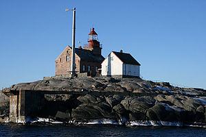 Torbjørnskjær Lighthouse - Torbjørnskjær Lighthouse
