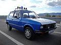 Yugo Police Car.jpg