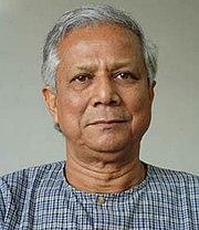 Muhammed Yunus - Gründer der Social Business Idee