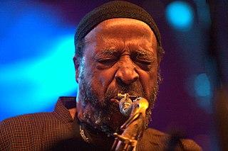 Yusef Lateef American jazz multi-instrumentalist, composer, educator and a spokesman for the Ahmadiyya Muslim Community