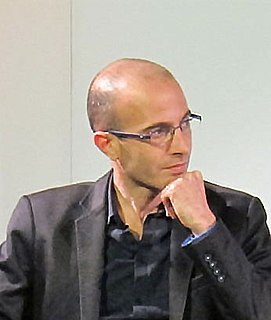 Yuval Noah Harari Israeli historian, philosopher, and author of popular science bestsellers