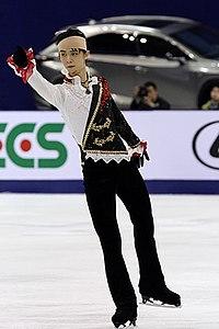 Yuzuru Hanyu at 2014 Cup of China.jpg
