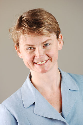 Yvette Cooper - Cooper as Minister for Housing in 2007