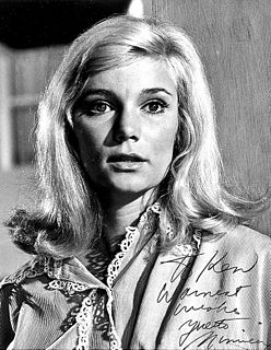 Yvette Mimieux actress