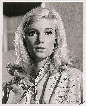 Yvette Mimieux - c. 1975