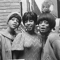 Zanggroep The Supremes in Hilton-hotel aan pers voorgesteld, v.l.n.r. Florence B, Bestanddeelnr 918-2471.jpg