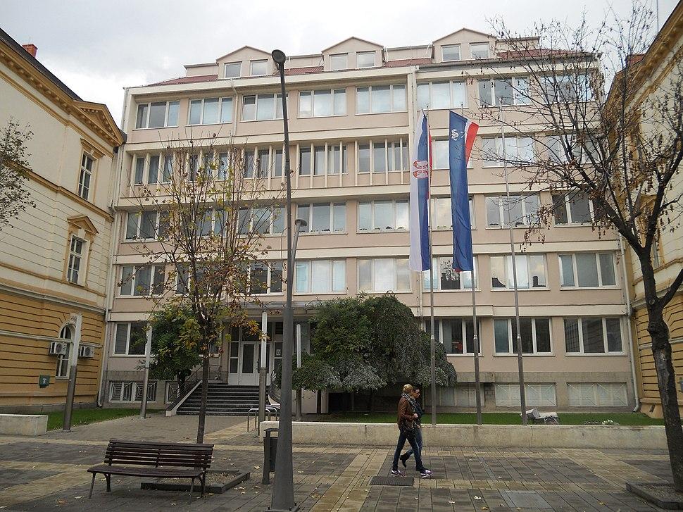 Zgrada opštine Šabac