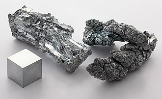 Ural Mining and Metallurgical Company - UMMC mines a significant portion of Russia's zinc output.