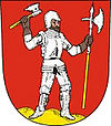 Coat of arms of Lomnice nad Popelkou