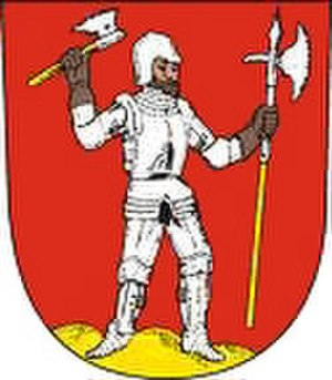 Lomnice nad Popelkou - Image: Znaklomnice