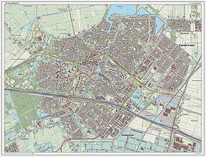 Zoetermeer-plaats-OpenTopo