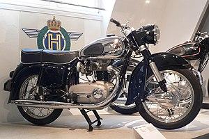 Horex - 1955 Horex Imperator in the Deutsches Zweirad- und NSU-Museum Neckarsulm
