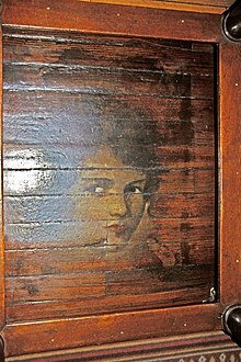 The Face On The Barroom Floor (painting)