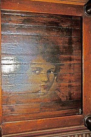 Herndon Davis - The Face on the Barroom Floor