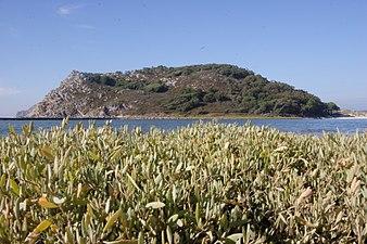 """Lago dos nenos"" Islas Cíes 5.jpg"