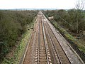 """One"" Railway Looking Towards Rayleigh - geograph.org.uk - 120402.jpg"