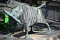 """""""Toro I"""" von Franz Fischer, Schifflände in Zollikon, Ansicht von der MS Pfannenstiel der Zürichsee-Schifffahrtsgesellschaft (ZSG) 2013-09-09 15-05-10.JPG"""