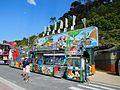 """""""Tren Dragon"""" - Powered roller-coaster at a fun-fair in Donostia-San Sebastian, Spain.jpg"""