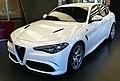 """ 15 - ITALY - Alfa Romeo Giulia QV (pre series) at Museo Alfa Romeo Arese world premiere 04.jpg"