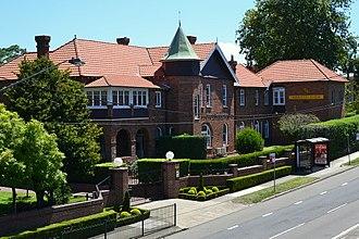 Abbotsleigh - Image: (1)Marian Clarke Building