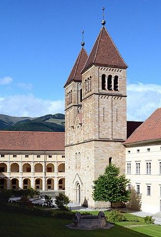 Roman Catholic Diocese of Graz-Seckau - Seckau basilica