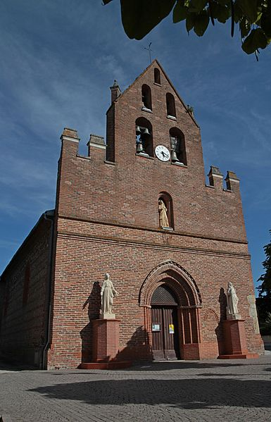 Église Saint-Étienne de Mauzac
