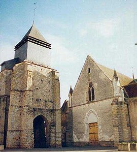 Église de Malay-le-Grand, Yonne, France - 20090830.jpg