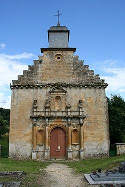 Élan (08 Ardennes) - l' Église Notre-Dame - Photo Francis Neuvens.JPG
