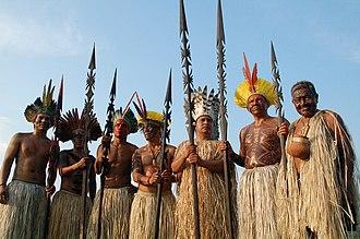 Yaminawá - Image: Índios Iauanauás