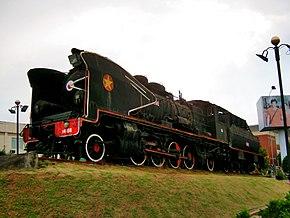 越南铁路141型蒸汽机车