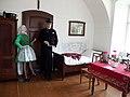 Šardice, augustiniánská rezidence, expozice lidová jizba a kroj (1).jpg
