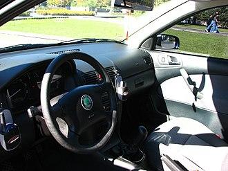 Škoda Octavia - Interior