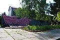 Іллінці, вул. Студентська, Братська могила 679 воїнів Радянської Армії загиблих при звільненні селища.jpg