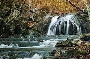 "Водопад ""Медуза"" (АРК, северо-запад Демерджи-яйлы).jpg"