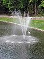 Гомель. Парк. У Лебяжьего озера. Фото 17.jpg