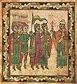 Епископ коломенский благословляет князей и войско на битву.jpg