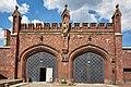 Калининград. Фридландские ворота. Южная сторона.jpg