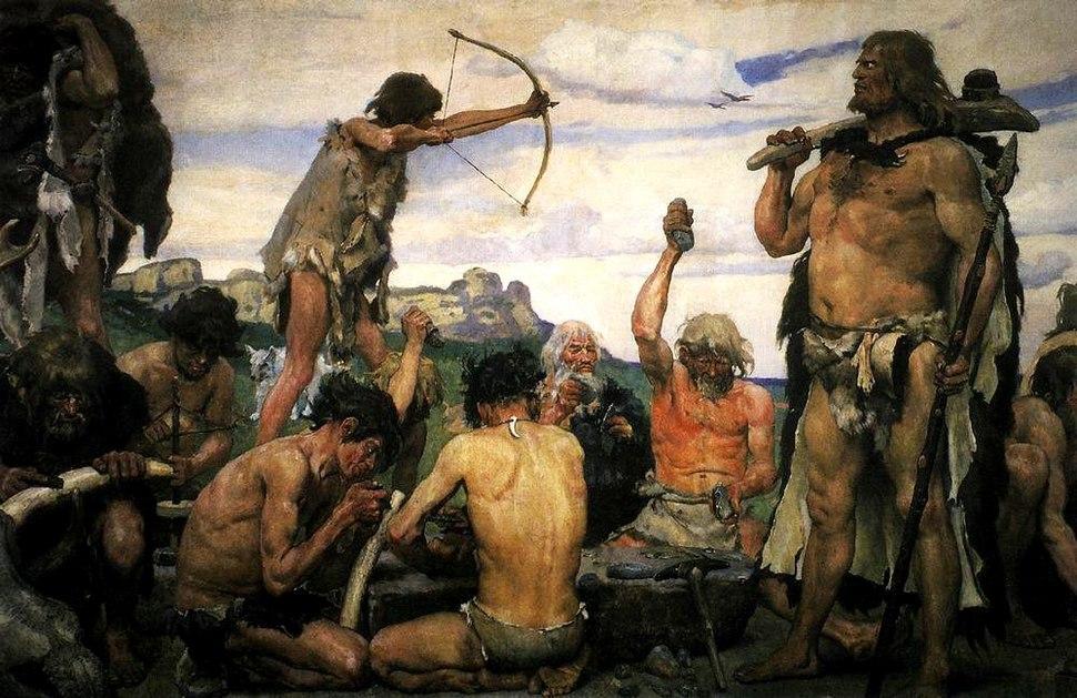 Каменный век (1)