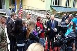 Командування ЗС США в Європі опікується школярами Львівщини (30385854600).jpg