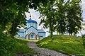 Левків. Церква Преображення Господнього. 1862 рік побудови.jpg