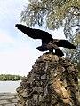Марьино Монумент Орел (фото 15) Рыльский район 2019.jpg