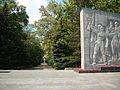 Меморіальний комплекс на честь радянських воїнів і мирних жителів, які загинули в період Великої Вітчизняної війни, Харків.jpg