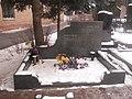 Могила артиста Евгения Моргунова.JPG