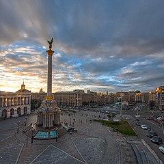 Монумент Незалежності України Майдан.jpg