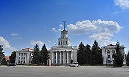 Новокаховська міська рада (Нова Каховка) 03.jpg