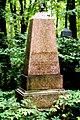 Обелиск на могиле художника Угрюмова Г. И.JPG