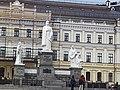 Пам'ятник княгині Ользі, апостолу Андрію Первозваному та просвітителям Кирилу і Мефодію.jpg