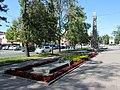 Памятник на братских могилах борцов за Советскую власть, проспект Ленина, 17-28, Барнаул, Алтайский край.jpg